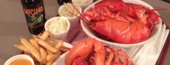 S.S Lobster is one of Orte, die Chris gefallen.