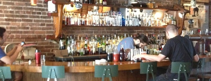 Tradesman is one of NYC Best Bars.