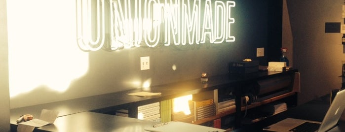 Unionmade is one of Wes' guide to SF.