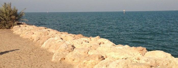 Dammam Corniche is one of Where, When & Who List 2!.