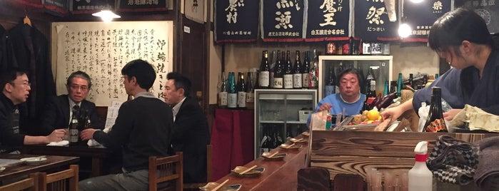 炉端人 べにや is one of 田町ランチスポット.