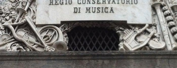 Conservatorio di musica San Pietro a Majella is one of NAPLES - ITALY.