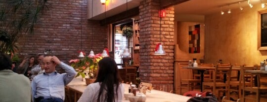Le Pain Quotidien is one of Penelope 님이 좋아한 장소.