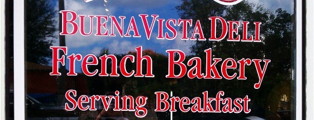Buena Vista Deli is one of HUNGRY.