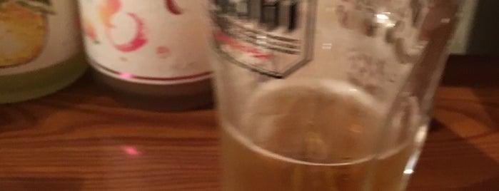 天満たこやき酒場Gobu Gobu is one of バー.