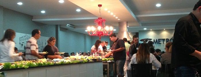 Restaurante Metrópole is one of Profissional.