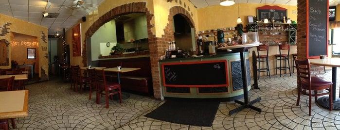 Michelle's cafe is one of Orte, die Micheal gefallen.