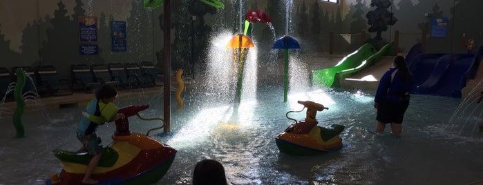 Wiley's Waterpark is one of Jessica : понравившиеся места.