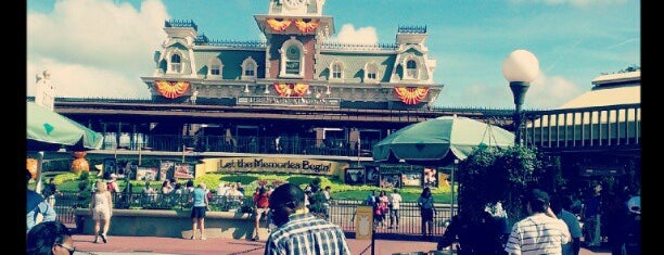 Guest Relations & Will Call Window is one of Walt Disney World.