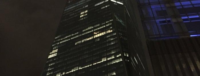 One World Trade Center is one of Tempat yang Disukai honey 🌾.