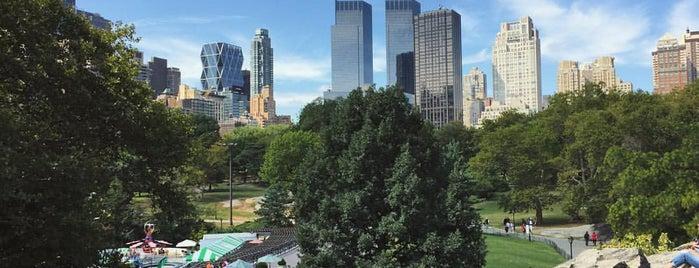 Central Park Zoo is one of Tempat yang Disukai honey 🌾.