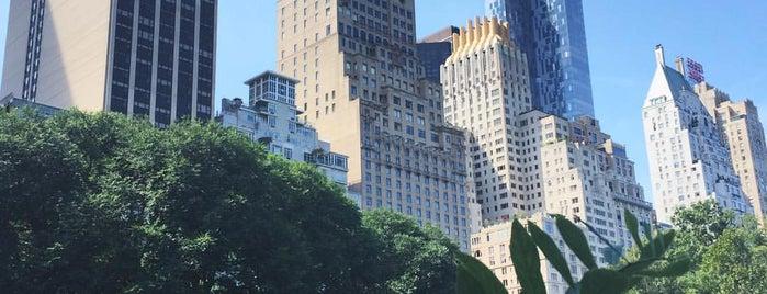 Central Park is one of Tempat yang Disukai honey 🌾.