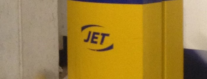 Jet Tankstelle is one of Locais curtidos por Robert.