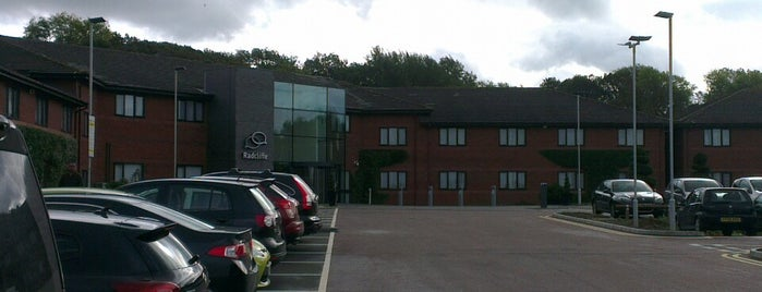 Radcliffe, Warwick Conferences is one of Our Training and Conference Centres.