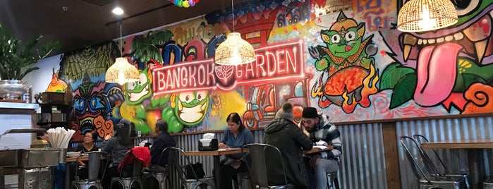 Bangkok Garden is one of Posti salvati di Rachel.