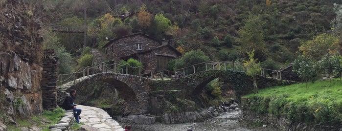 Foz D'Égua is one of Posti salvati di Pedro.