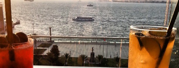 Sky Bar is one of izmir gidilecekler.