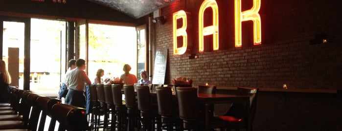 e's BAR is one of Manhattan Bars.