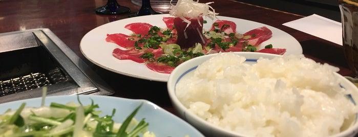 御肉処 葡萄苑 is one of 大人が行きたいうまい店2 福岡.
