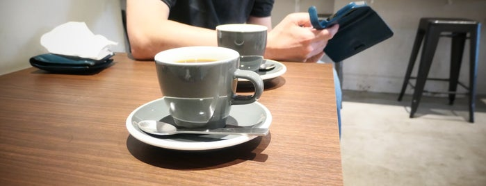 Auck's Coffee is one of Potential Work Spots: Osaka.