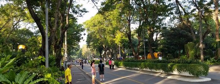 ベンジャキティ公園 is one of Thaïlande.