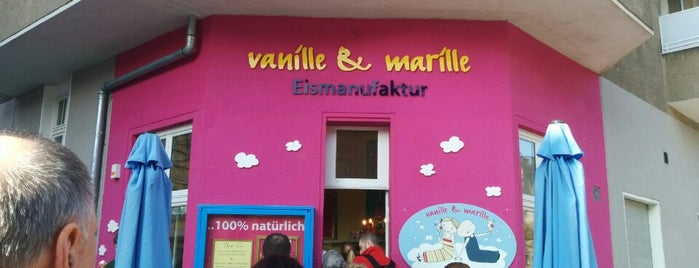 vanille & marille is one of Favorites.