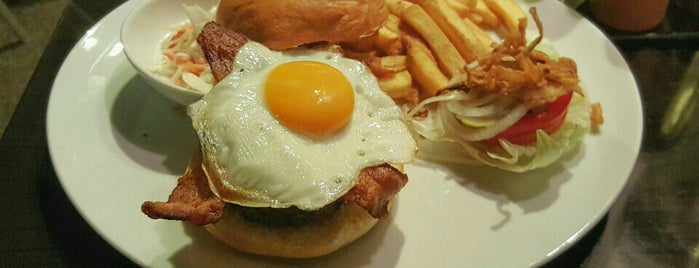 Zsa Zsa Burger is one of Burgers, Mate and special Reastaurants.