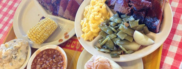 Dickey's Barbecue Pit is one of Food.