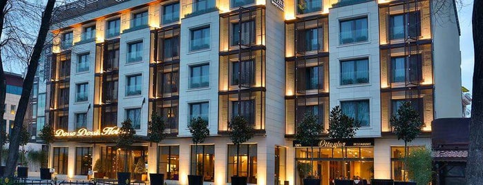 Dosso Dossi Hotels Downtown is one of Locais curtidos por i.