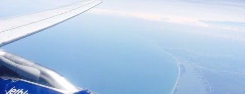 Aéroport International John F. Kennedy (JFK) is one of My Favorite Things.