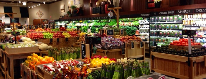The Fresh Market is one of Michael 님이 좋아한 장소.