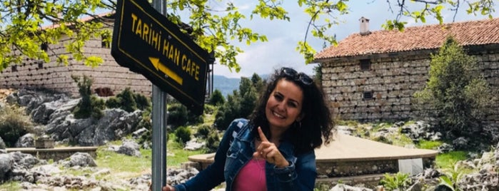 Sarıhacılar is one of Antalya.