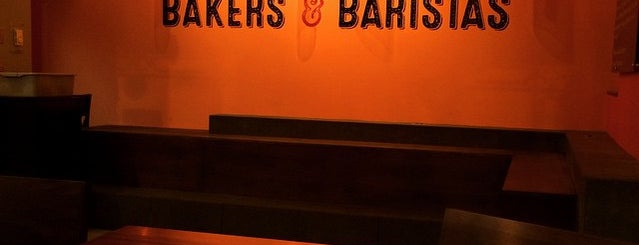 Bakers & Baristas is one of DMV.
