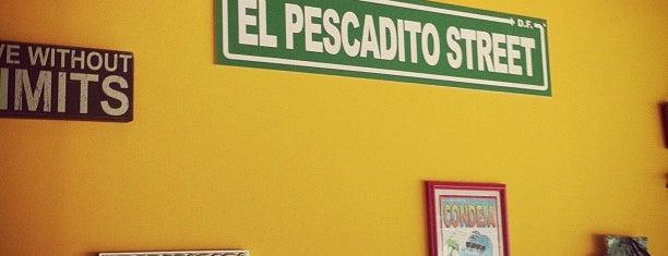 El Pescadito is one of mejico.