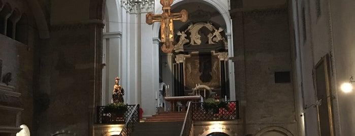 Basilica di Santo Stefano is one of Posti che sono piaciuti a Helen.