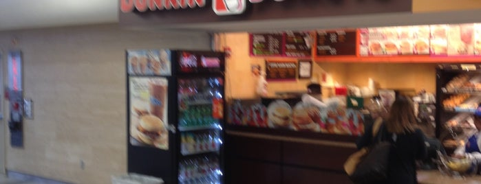 Dunkin' is one of Rate.