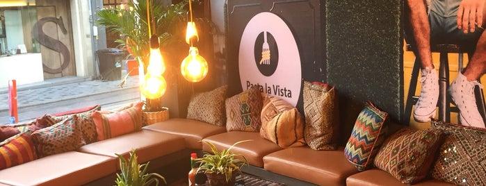 Pasta la Vista is one of Posti salvati di Kevin.