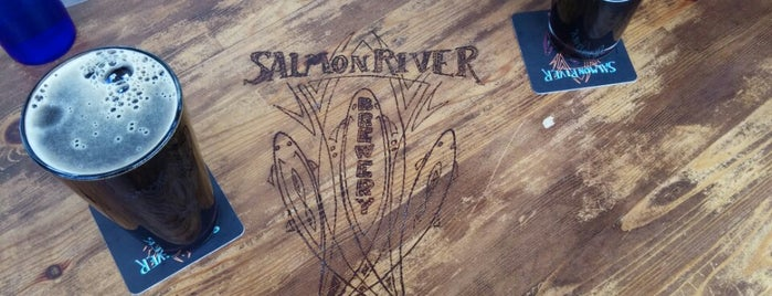 Salmon River Brewery is one of Drink Boise.