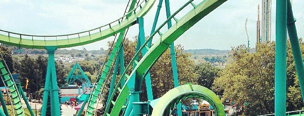 Dorney Park & Wildwater Kingdom is one of Orte, die Cole gefallen.