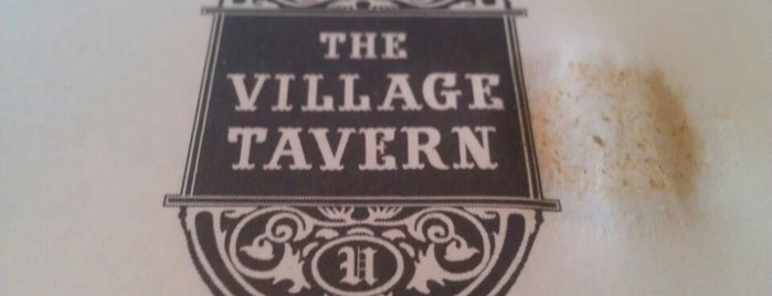 Village Tavern is one of Lieux sauvegardés par Victoria.