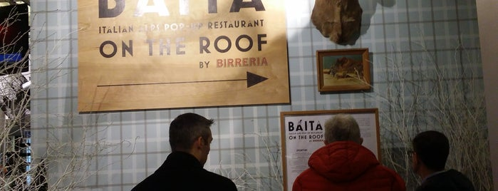 Baita by Birreria is one of Near TSG.