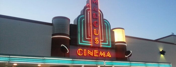 Marcus Chicago Heights Cinema is one of Rise & Shine Film Screening Locations.