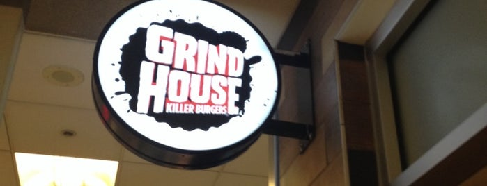Grindhouse Killer Burger is one of Lieux qui ont plu à Chaz.