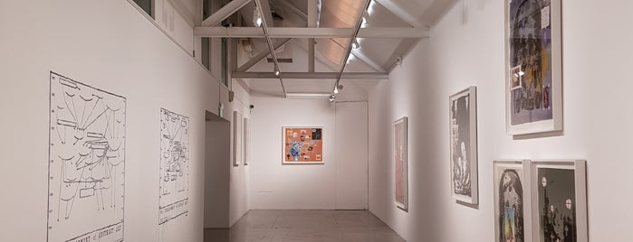STPI - Creative Workshop & Gallery is one of สถานที่ที่บันทึกไว้ของ mo pleasure.