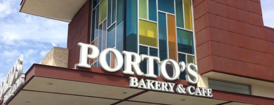 Porto's Bakery & Cafe is one of Eat, drink & be merry.