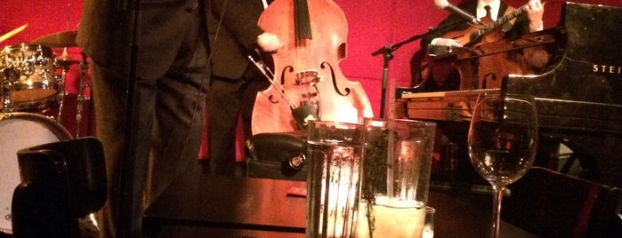 Jazz Standard is one of NYC Arts.