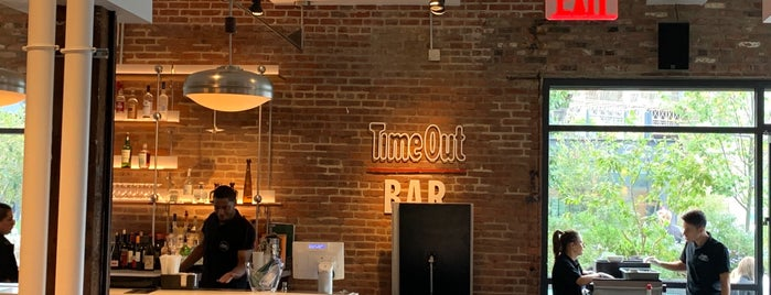 Time Out Bar is one of NYC.