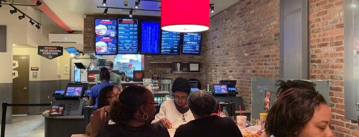 Smashburger is one of Orte, die Sandra gefallen.