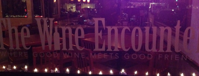The Wine Encounter is one of San Diego.