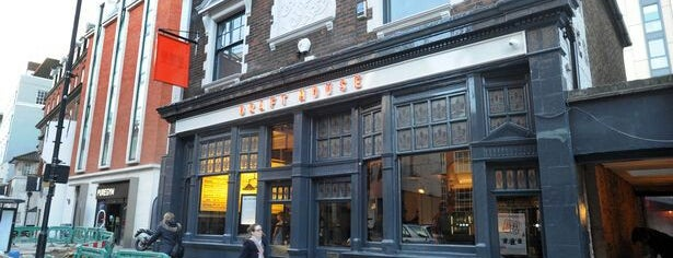The Draft House - Hammersmith is one of London's Best for Beer.